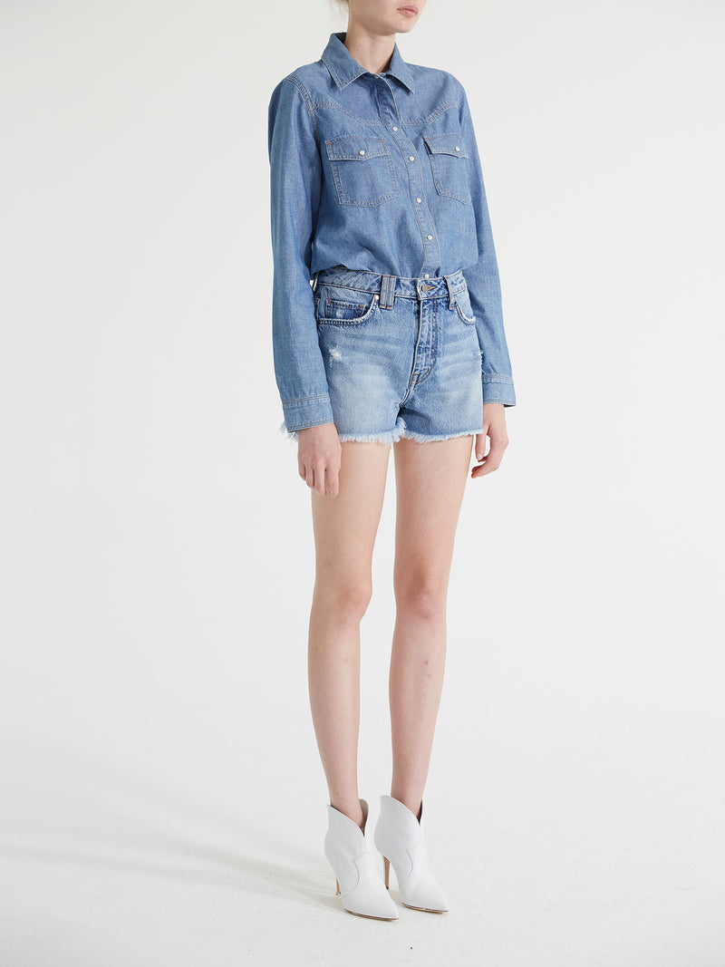 Erin Denim Shirt