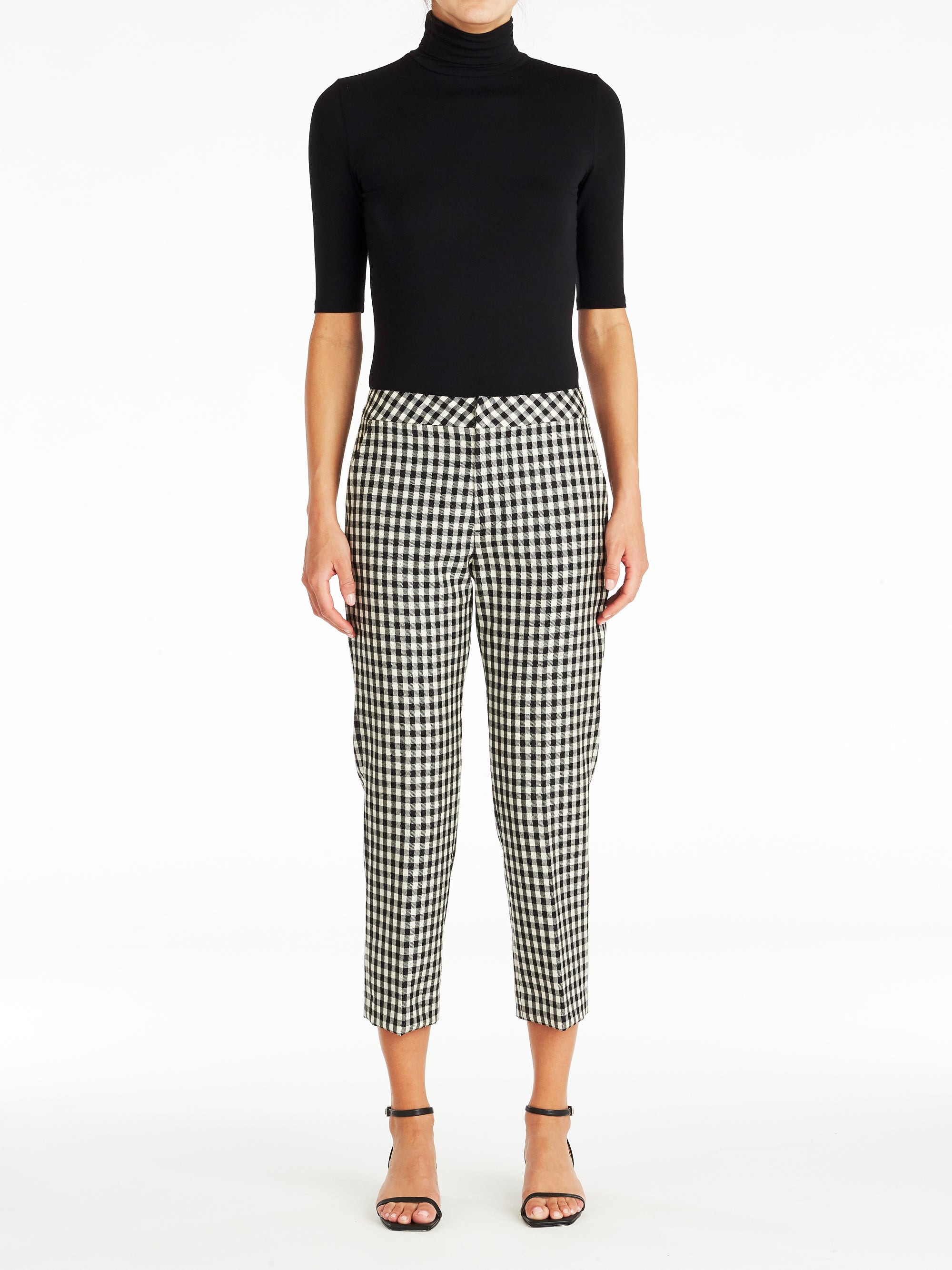 Stockholm Tapered Crop Trouser