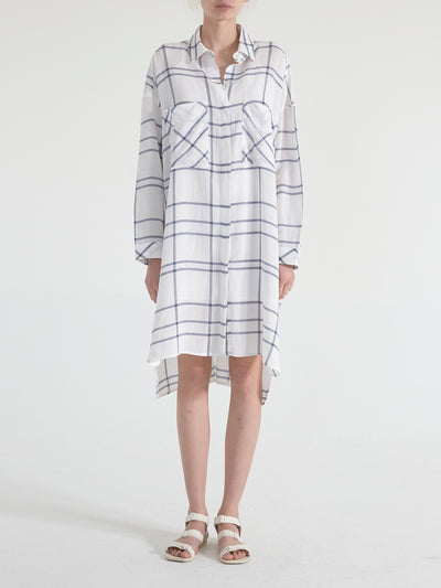 Hailey Oversized Shirtdress