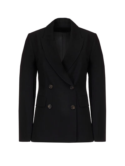 Danielle Split Sleeve Double Breasted Blazer