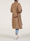 Grace Cashmere Blend Reversible Italian Coat