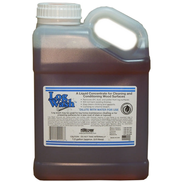 LOG WASH 1 GALLON CONCENTRATE