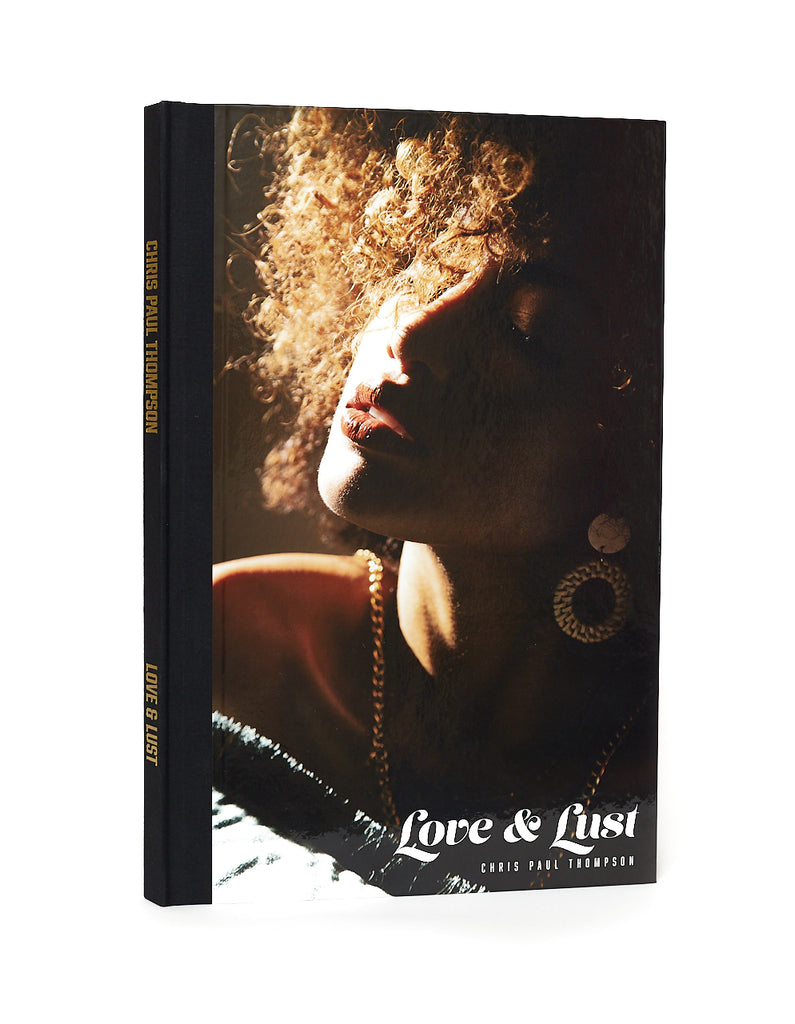 First Edition Love & Lust Coffee Table Book