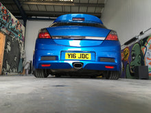 Load image into Gallery viewer, VAUXHALL ASTRA vxr rear top spoiler ducktail lip add on mk5 h