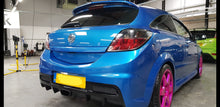 Load image into Gallery viewer, Vauxhall Astra vxr rear fin splitter spoiler track race show