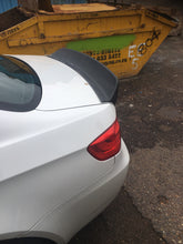 Load image into Gallery viewer, Bmw e92 m3 rear ducktail spoiler lip