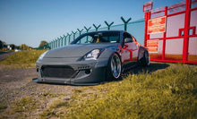 Load image into Gallery viewer, Nissan 350z Rocket Bunny Style -- Front Bumper & Splitter Kit