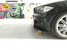 Load image into Gallery viewer, 1 seires bmw hatch front splitter e81 valance