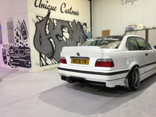Load image into Gallery viewer, 3 series bmw e36 rear ph2 rear ducktail spoiler lip kick m3 msport