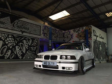 Load image into Gallery viewer, bmw e36 coupe rear over fenders wide fender panels grp wide arches drift