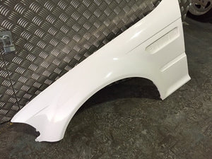 bmw e46 m3 full front wings replacement