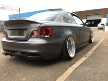 Load image into Gallery viewer, LIP Spoiler Csl  BMW E82 M-sport Coupe Spoiler 1 Series