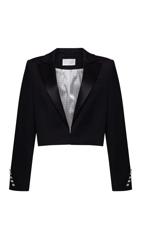 Party Set#3. Crop Jacket+ Bow Skirt Jackets