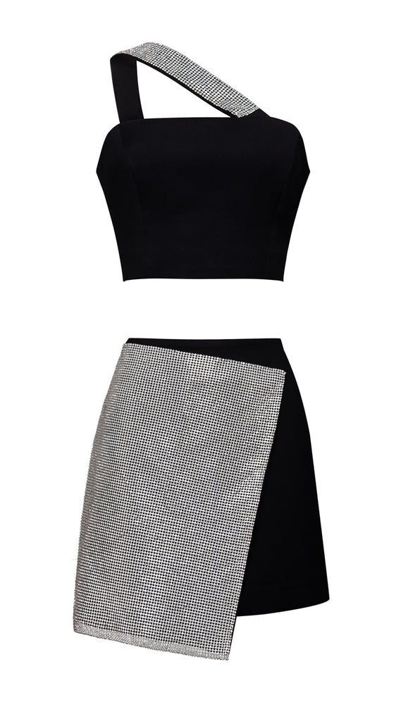 Pre-order Shine bright top+ Shine bright skirt