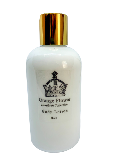 Orange Flower Body Lotion