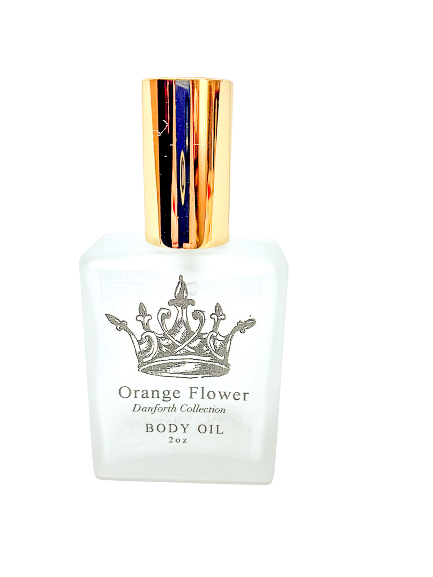 Orange Flower Body Oil