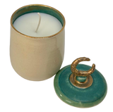 Danforth Ceramic Soy Blend Candle
