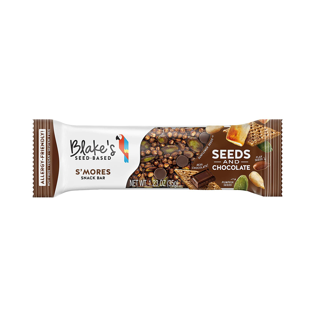 Blake's Seed Based - Bars & Bites - S'mores Bar