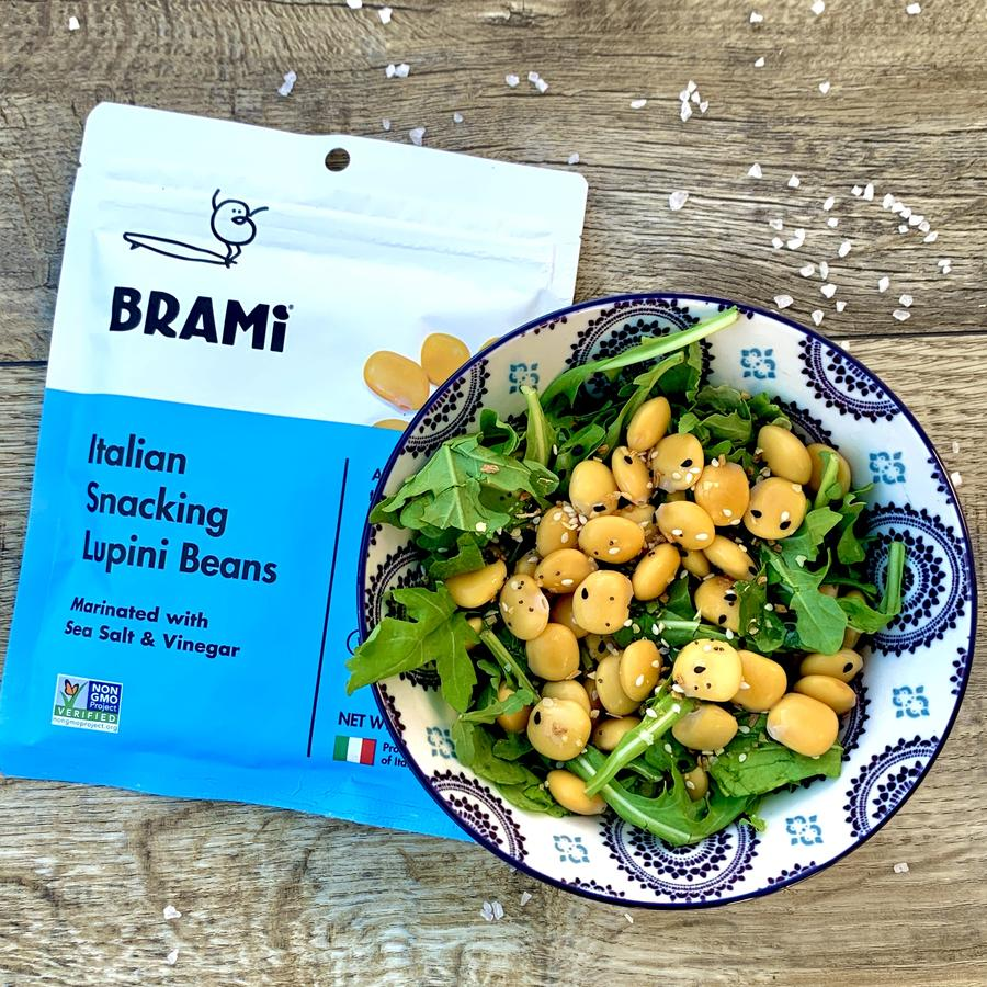 Brami - Plant-based - Sea Salt & Vinegar Lupini Beans