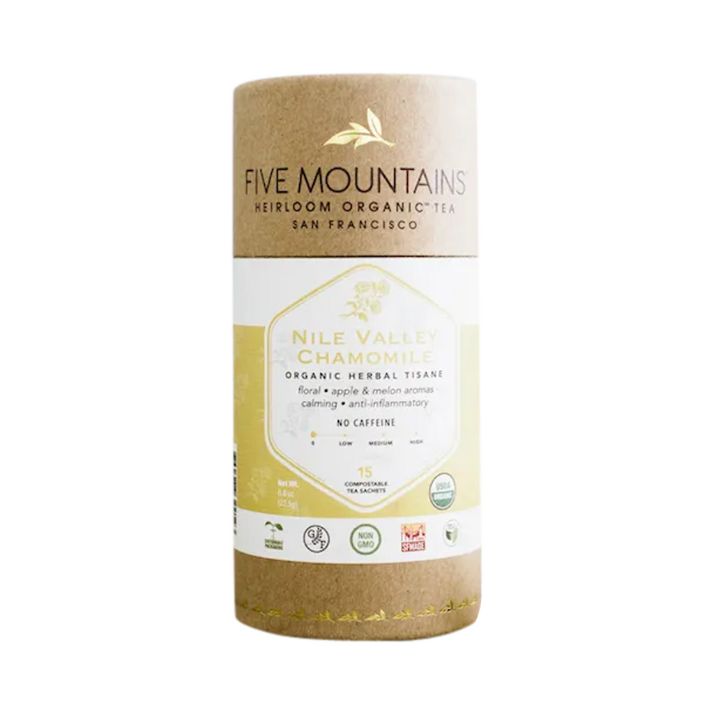 Five Mountains - Tea - Chamomile Teabag Sachet