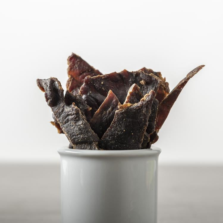 Prevail - Jerky & Meat Snacks - Lemongrass Beef Jerky