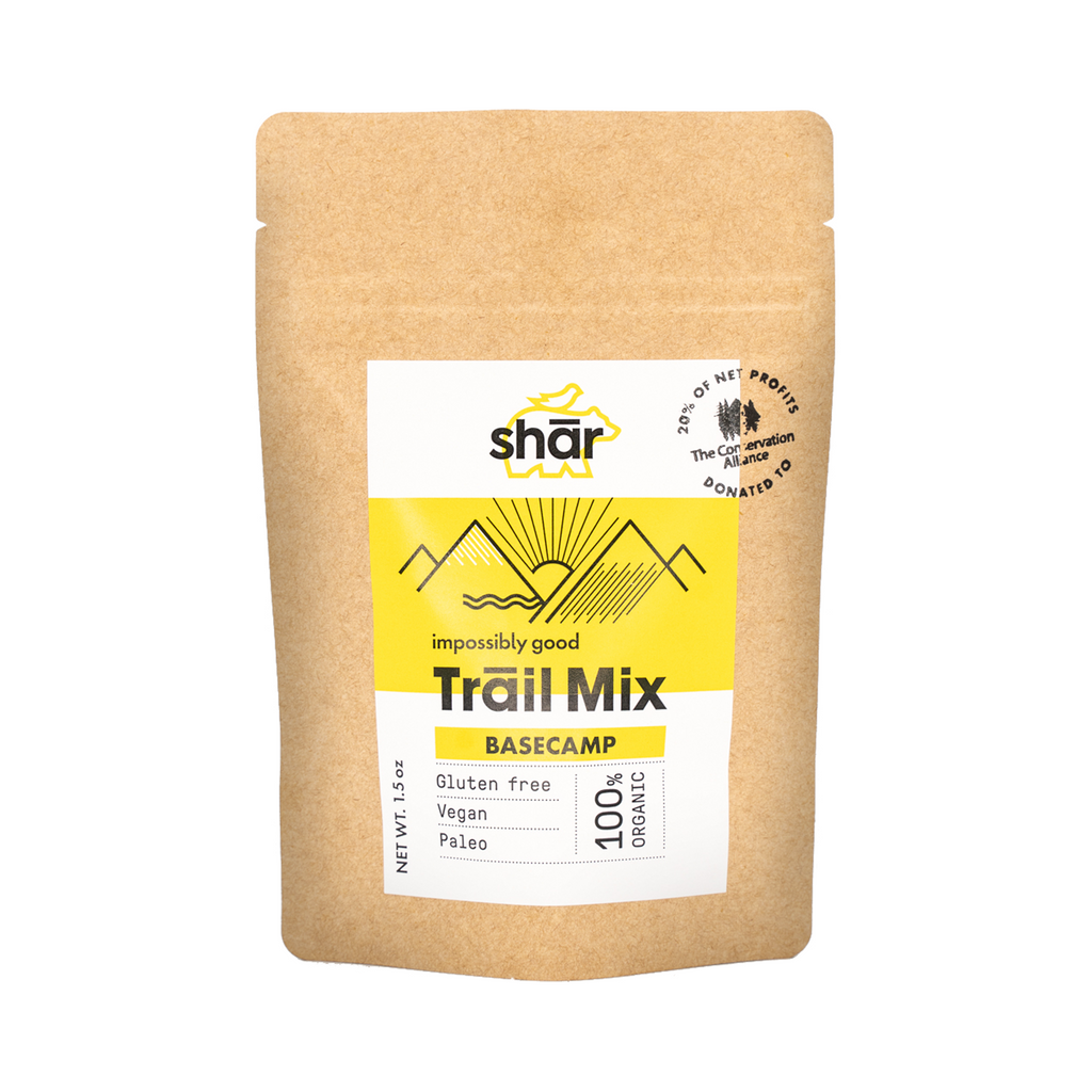 Shar - Nuts, Seeds & Granola - Basecamp Trail Mix
