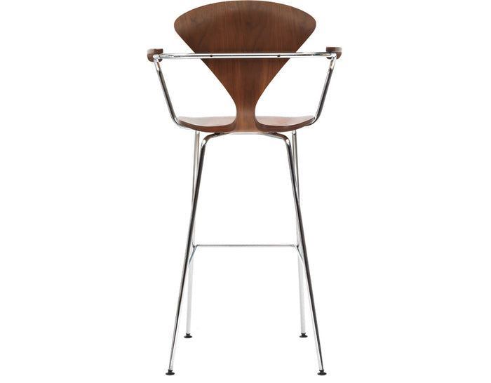 Cherner Metal Stool with Arms