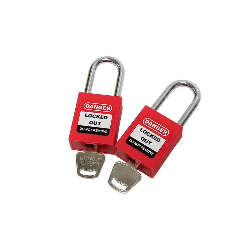 Lockout Tagout Kit - Group Lockout Hasps, Lockout Tag