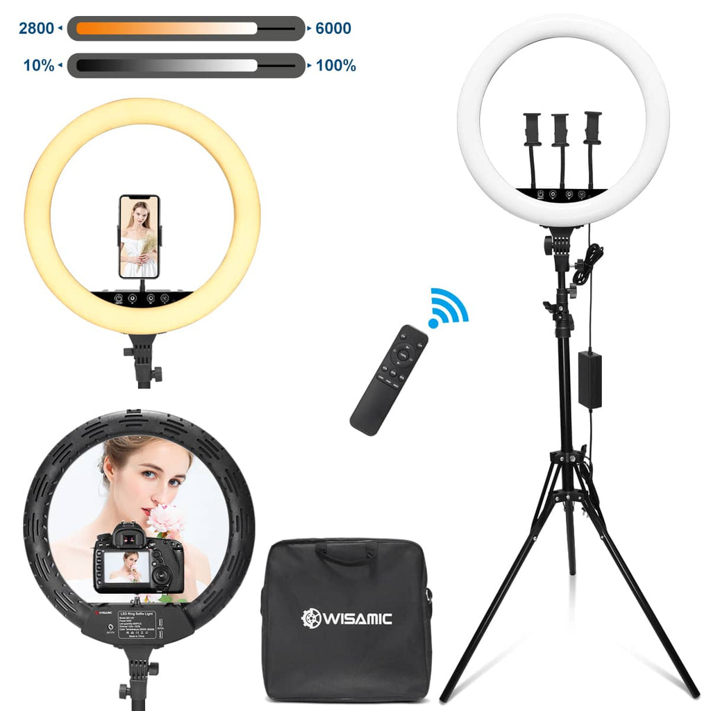 wisamic ring light