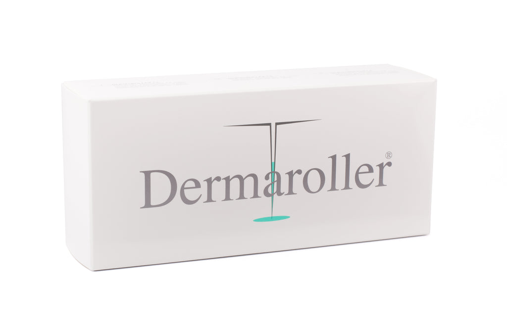 Genuine Dermaroller Home Kit including Roller Cleaner