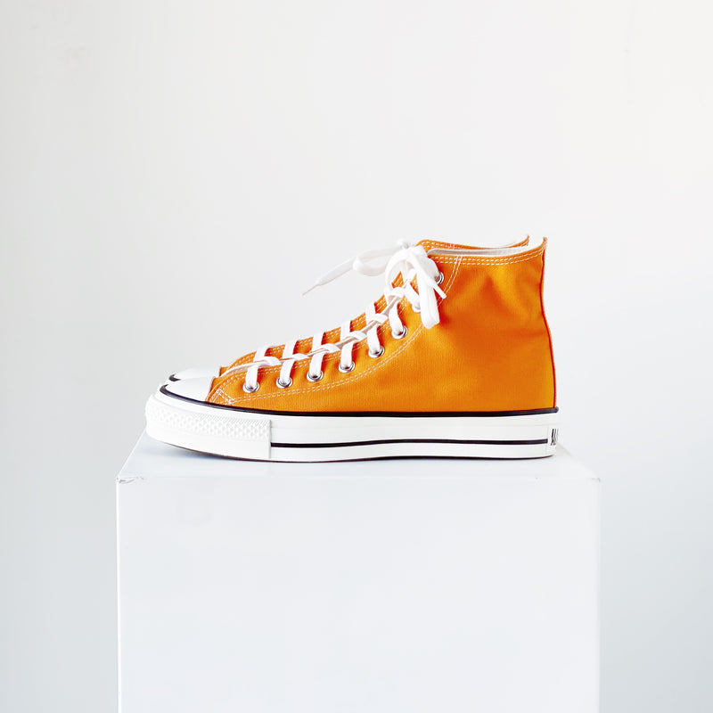 CANVAS ALL STAR J HI - ORANGE