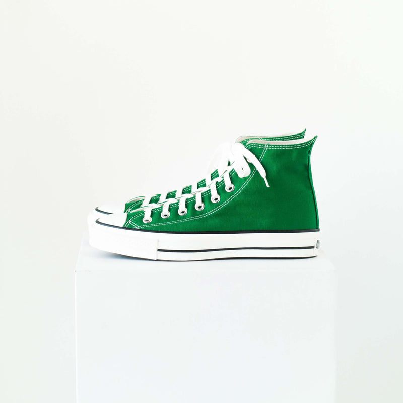 CANVAS ALL STAR J HI - GREEN