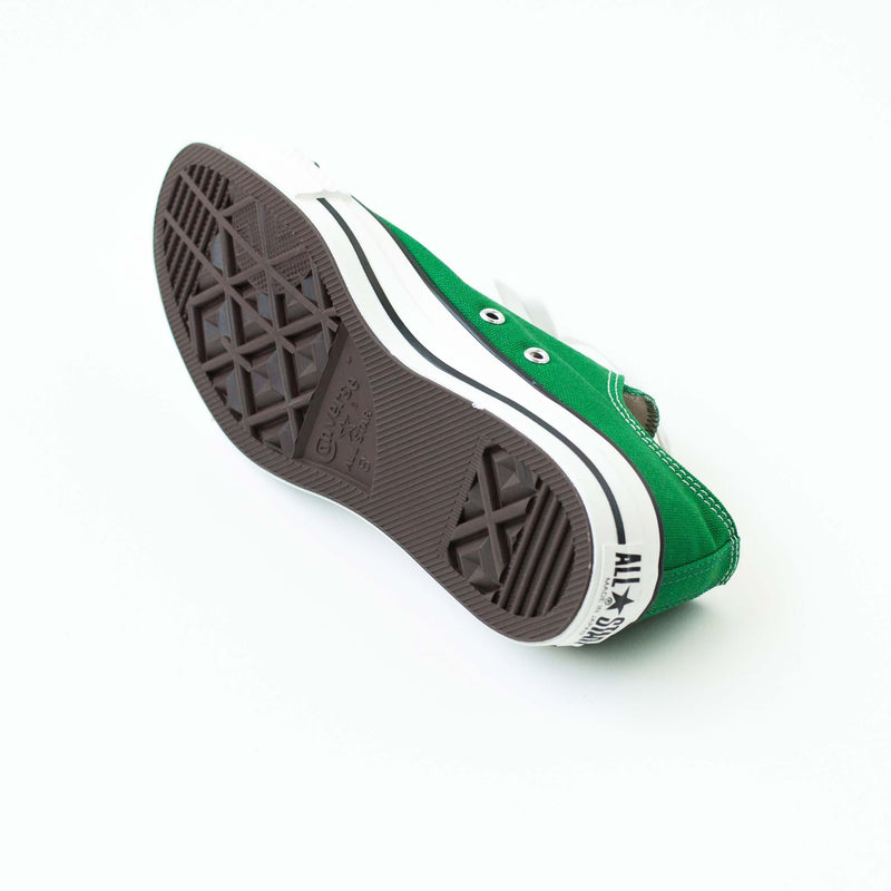 CANVAS ALL STAR J OX - GREEN