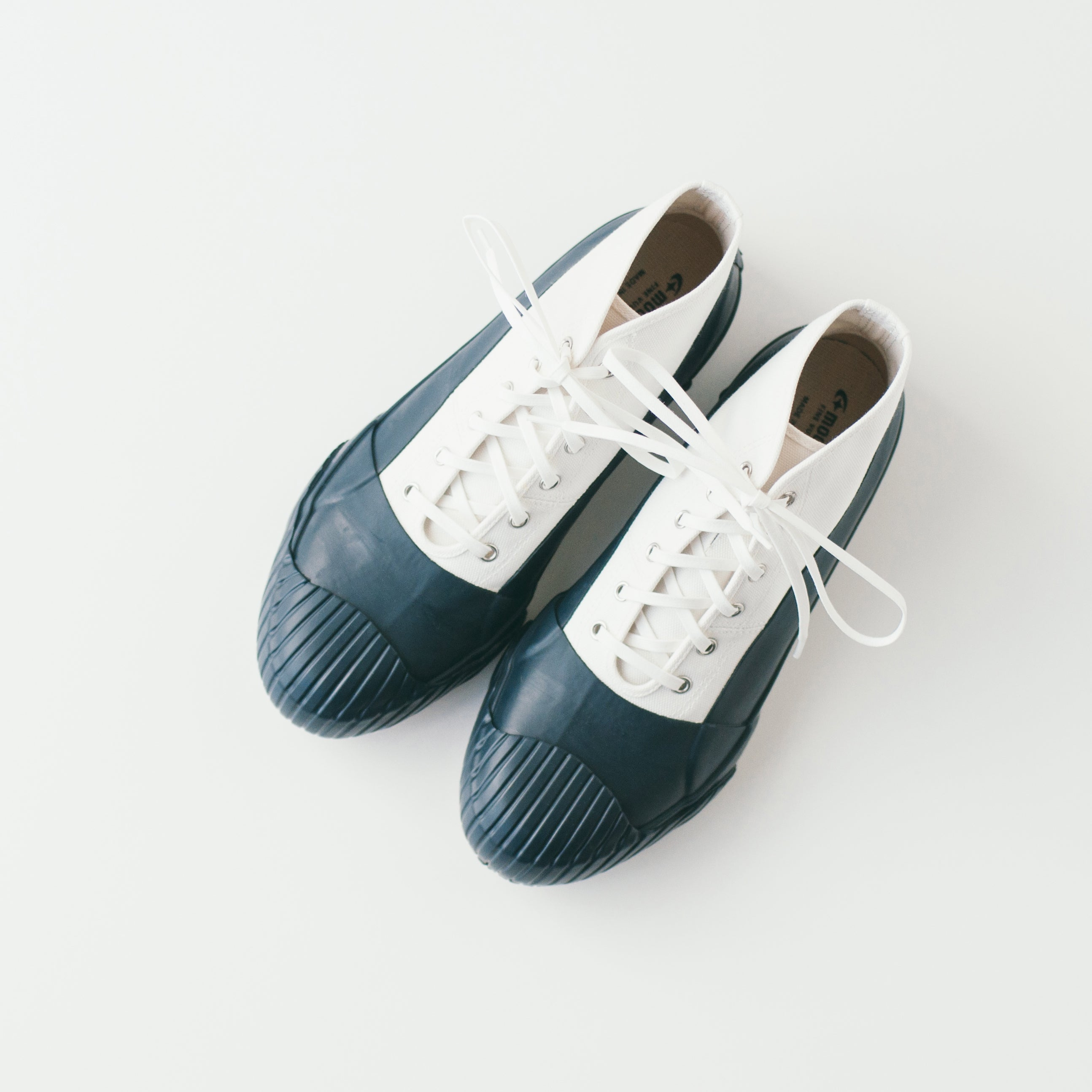ALWEATHER - WHITE/NAVY