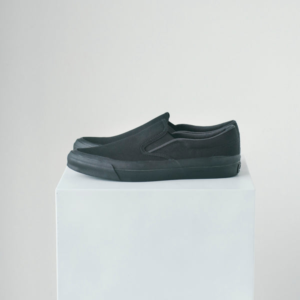 ASAHI DECK SLIP-ON VENTILE - BLACK