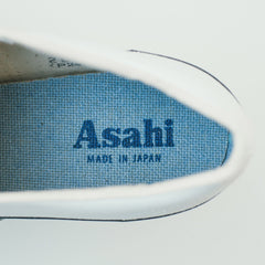 ASAHI DECK SLIP-ON - WHITE (MEN)