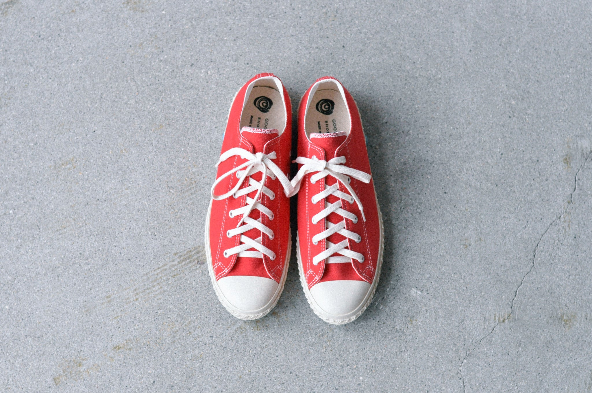 SHOES LIKE POTTERY - RED