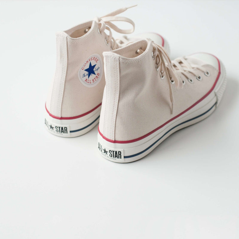 CANVAS ALL STAR J HI - N WHITE