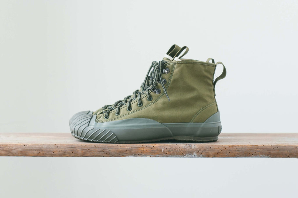 "SN6-392 - ALL-WEATHER HIGH TOP, ""BOREAL FOREST"""