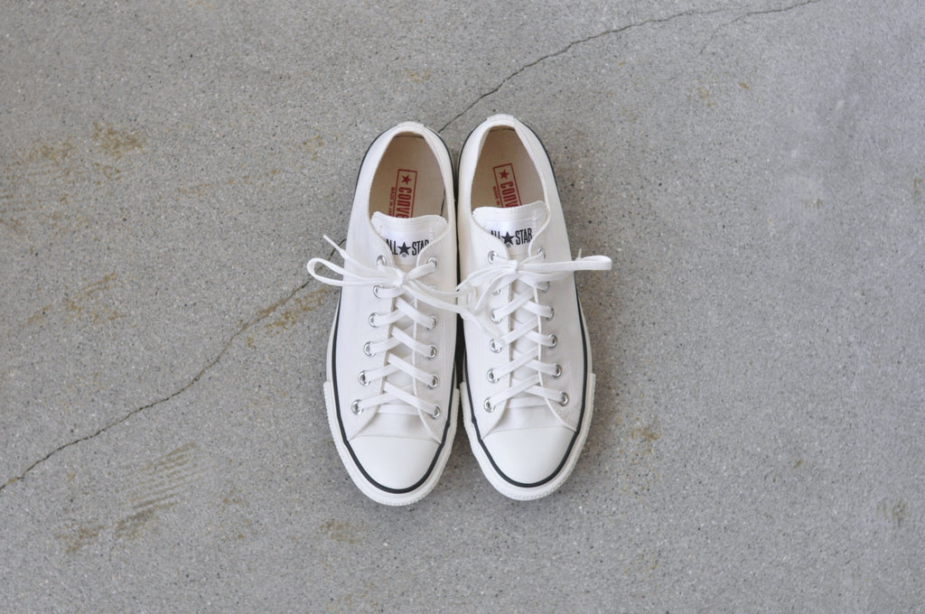 CANVAS ALL STAR J OX - WHITE