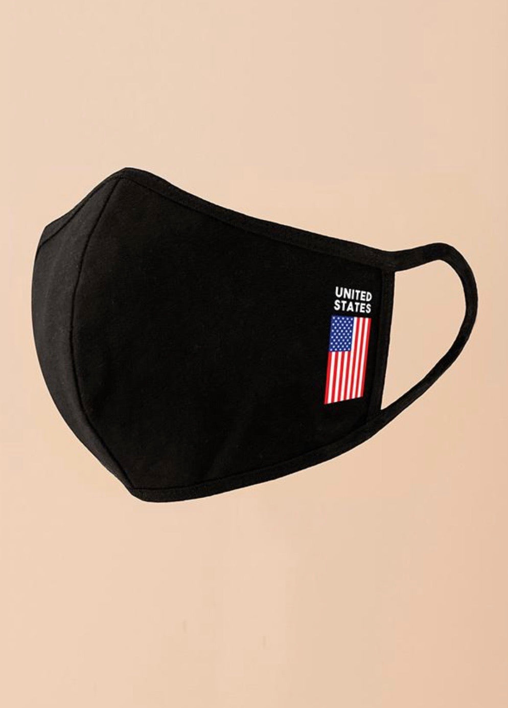 S&S Face Mask || USA Flag