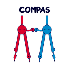 Compas - Mujer