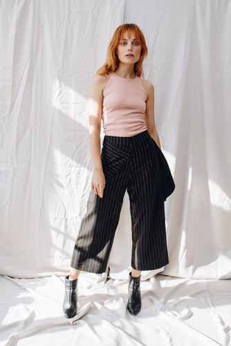 Stripe love culottes
