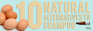 10 Natural Alternatives to Shampoo