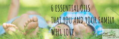 6 Essential Oils That You and Your Family Will Love