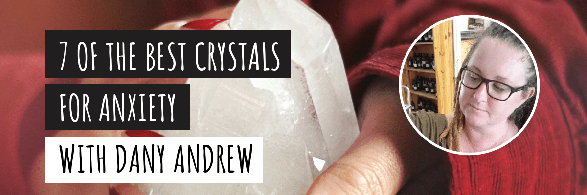 7 Of The Best Crystals for Anxiety