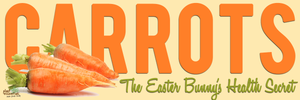 Carrots: The Easter Bunny's Secret to Health