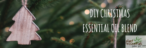 A Yummy Little Classic Christmas Essential Oil Blend for the Diffuser
