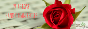 Pure Rose Hand Cream Recipe