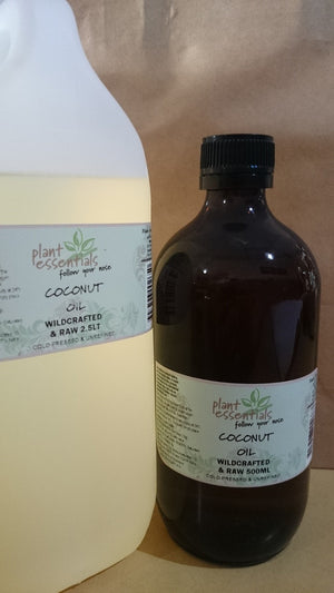 Healthy Hair, Skin And Nails With Coconut Oil